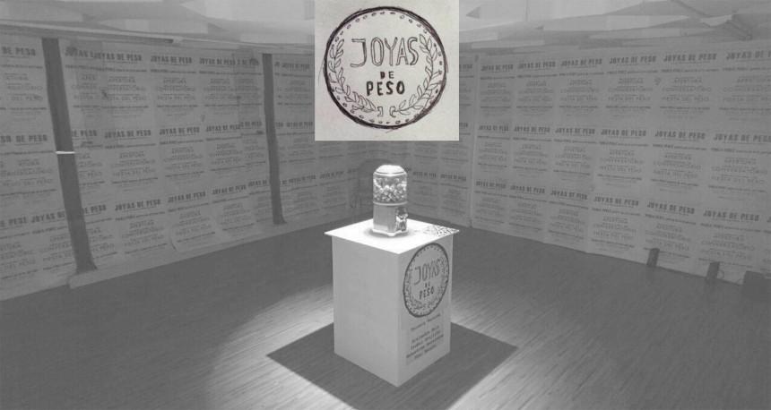 De La Mano, Joyas de Peso, joyería, arte