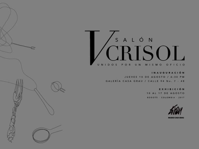 V Salón Crisol, Salón Crisol, De La Mano, De La Mano Muestra, exposición, exhibition, joyería, jewelry, jewellery, jôalharia, Colombia