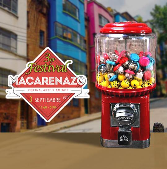 joyas de peso, De La Mano, De La Mano Muestra, Festival Macarenazo, Cocina, arte, amigos, joyería, joyas, valor, evento, festival, Bogotá, Colombia