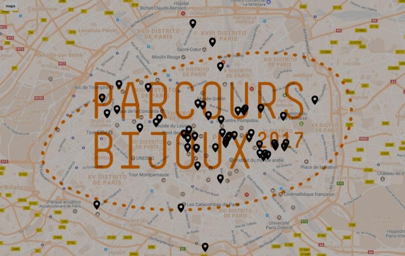 Parcours Bijoux, De La Mano, Exposición, Exhibition, joyería, jewelry, jewelery, events, evento,