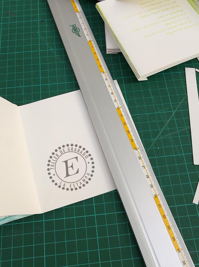 taller, libro, artista, La Estampa, De La Mano, workshop, curso